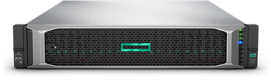 Managed Hosting HPE Gen10