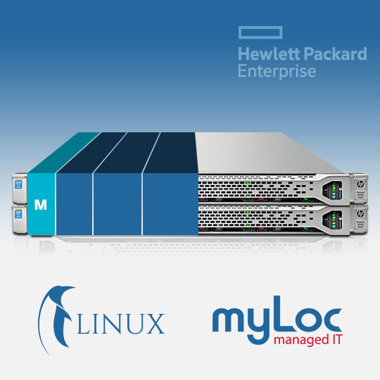 VPS - Virtual server with Linux